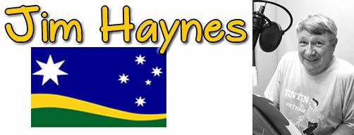 Jim Haynes Logo